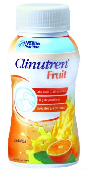 Boisson aux fruits hyperprotéinée