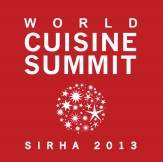 International World Cuisine Summit Lyon
