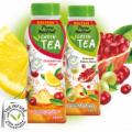 Boisson santé au thé vert