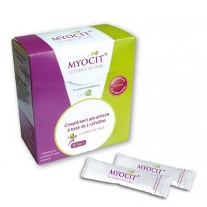 MyoCIT complément alimentaire contre la fonte musculaire