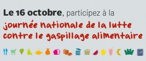 Journée anti-gaspillage