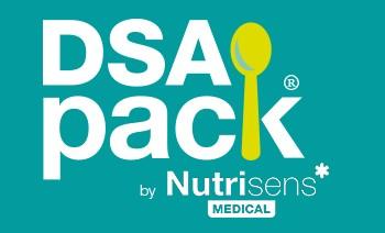 DSA pack-test dysphagie Nutrisens