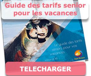 Le guide des tarifs senior pour les vacances